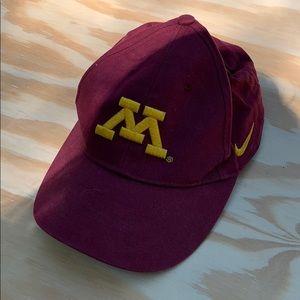University of Minnesota baseball cap